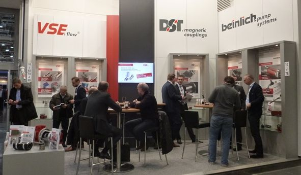 K Messe 2016: Pumps for the plastics and rubber industry